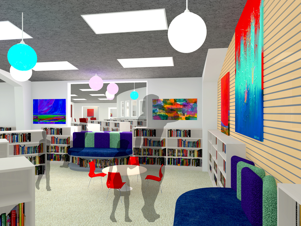 Morro Bay City Library | Gray Electrical Consulting + Engineering LLC